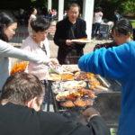 春游,烧烤活动图片