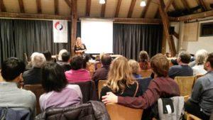 Vorträge in 2014